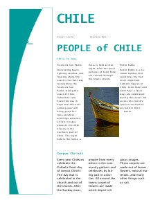 Chile May 2013 Vol 3
