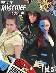 Infinite Mischief Cosplays