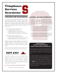 2013-2014 Stanford CS Newsletter September 2013