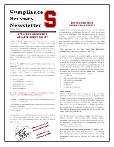 2013-2014 Stanford CS Newsletter October 2013