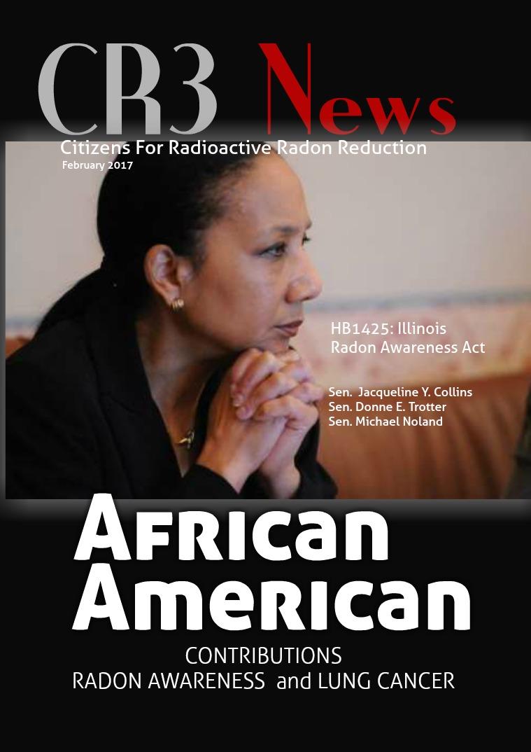 CR3 News Magazine 2017 February: Black History Special Edition