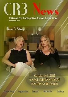 2017 Citizens for Radioactive Radon Reduction News