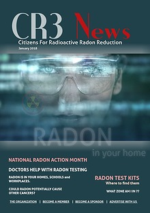 2017-2018 Citizens for Radioactive Radon Reduction News