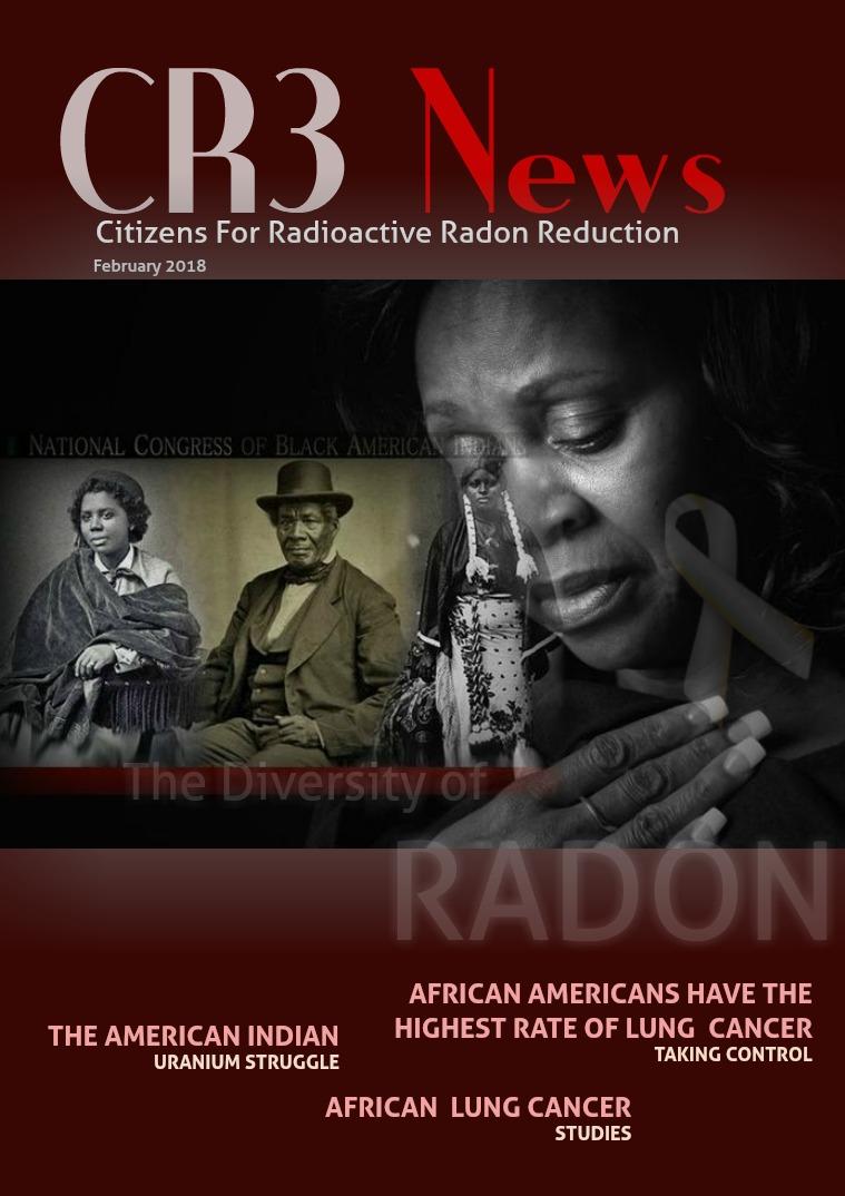 CR3 News Magazine 2018 February: Black History Special Edition