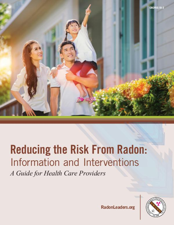 CR3 News Magazine 2018 CRCPD Physicians Guide To Radon