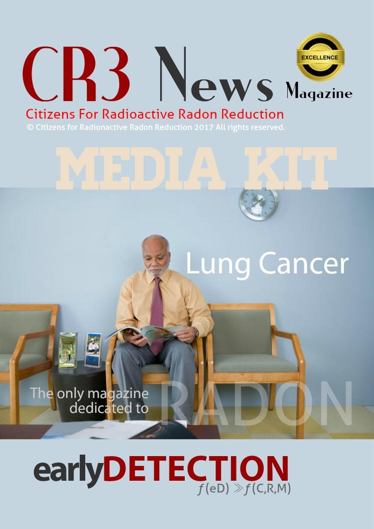 CR3 News Magazine 2018 MEDIA KIT