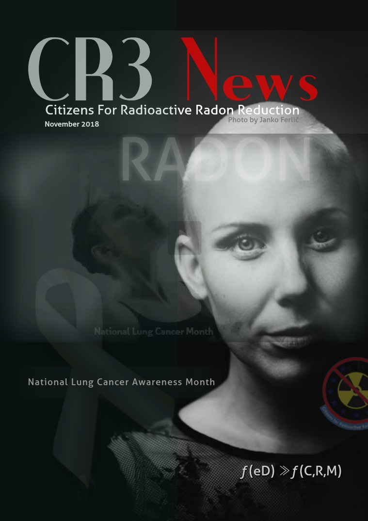 CR3 News Magazine 2018 November Issue