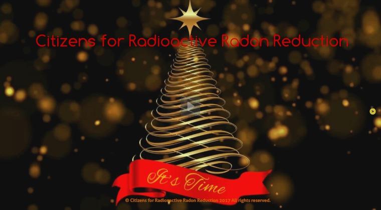 CR3 News Magazine 2018 Holiday Card