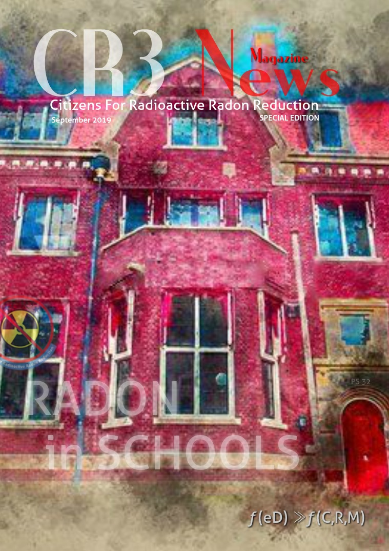 CR3 News Magazine 2019 SEPTEMBER Radon In Schools