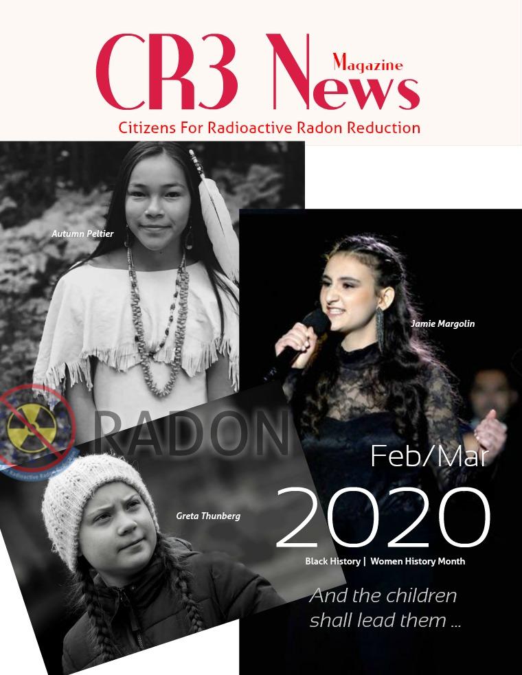 CR3 News Magazine 2020 VOL 2: FEB-MAR Black & Women History Edition