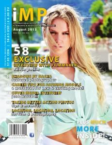 August Issue Volume 1 Issue 3