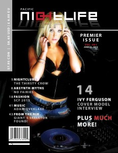 PACIFIC NIGHTLIFE Vol 1 Issue 1