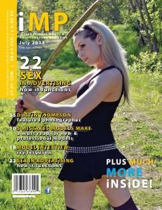 International Model and Photographer Magazine Volume 1 Issue 2