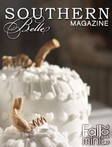 Southern Belle Magazine Fall 2013 Mini Mag