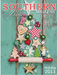 Southern Belle Magazine Christmas 2013