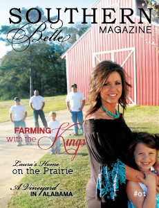 Southern Belle Magazine May 2013, Issue 1