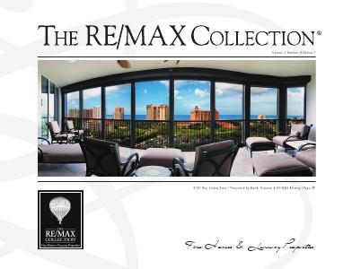 The RE/MAX Collection Magazine November 2013 April Osborne
