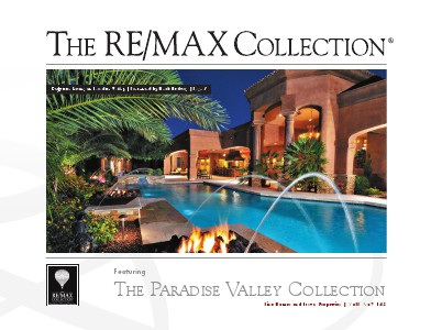 The RE/MAX Collection Magazine November 2013 Herb Budwig