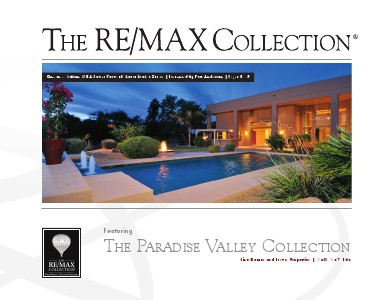 The RE/MAX Collection Magazine November 2013 Kris Anderson