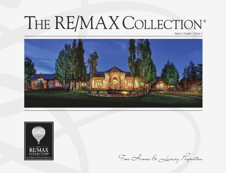 The RE/MAX Collection Magazine February 2014 V3 N1 E1