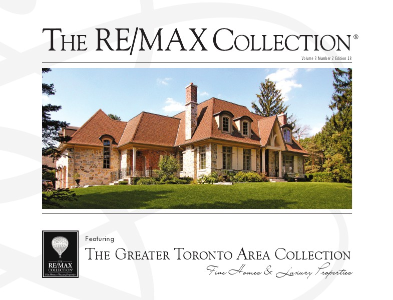 The Greater Toronto Area Collection
