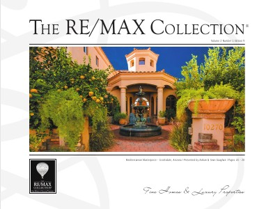 The RE/MAX Collection Magazine May 2013 V2 N1 E1