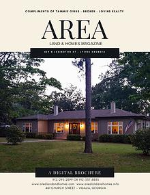 Area Land & Homes Magazine