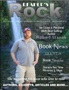 READER'S ROCK LIFESTYLE MAGAZINE VOL 2 ISSUE 4 NOVEMBER 2014 Vol. 1 Issue 5 November 2013