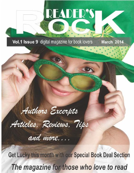 READER'S ROCK LIFESTYLE MAGAZINE VOL 2 ISSUE 4 NOVEMBER 2014 Vol. 1 Issue 9 March 2014
