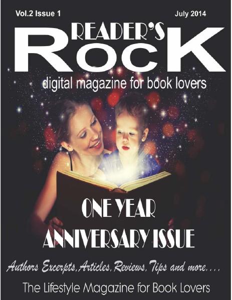READER'S ROCK LIFESTYLE MAGAZINE VOL 2 ISSUE 4 NOVEMBER 2014 Vol 2 Issue 1 July 2014