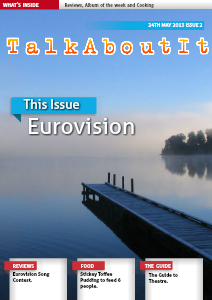 TalkAboutIt Friday 25th May - Issue 2