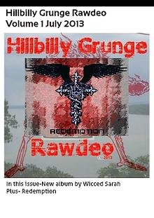 Hillbilly Grunge Rawdeo