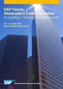 SAP FORUM CZ&SK 2014