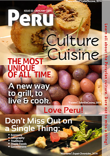 Peru: Cuisine and Culture