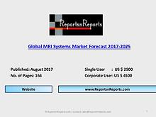Market of MRI Systems Industry Global Research Report