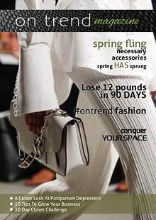 on trend magazine