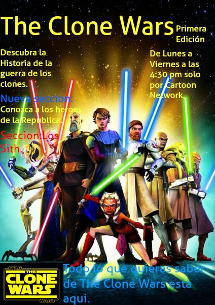 The Clone Wars Numero 1