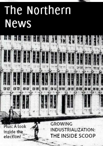 The Northern News 1844