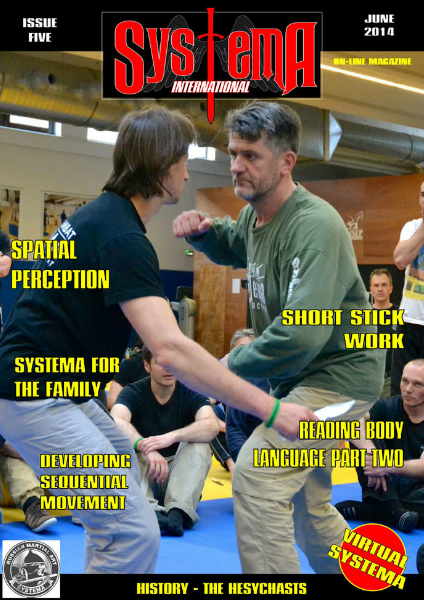 Systema International Issue Five  June 2014