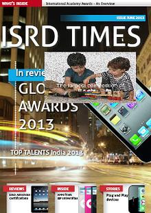 ISRD TIMES