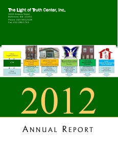 LTC Annual Reports - June 2012