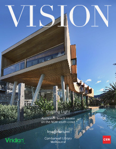 VISION Issue 1