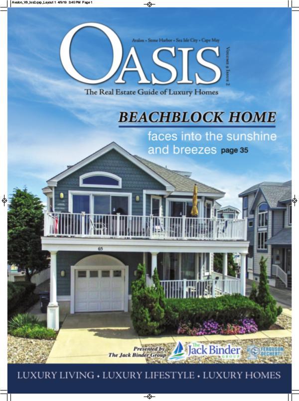 Oasis Avalon/Stone Harbor Avalon_V9I2