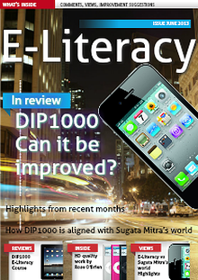 DIP1000 E-literacy for Contemporary Society