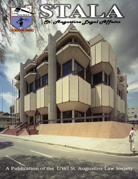 St. Augustine Legal Affairs (STALA) Issue 2