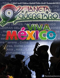 Revista Planeta Querétaro Edición 7 - Especial \