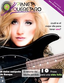 Revista Planeta Querétaro
