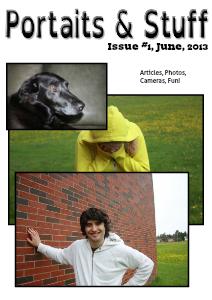 Portraits & Stuff June, 2013