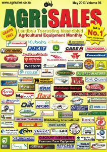 Agrisales - May 2013