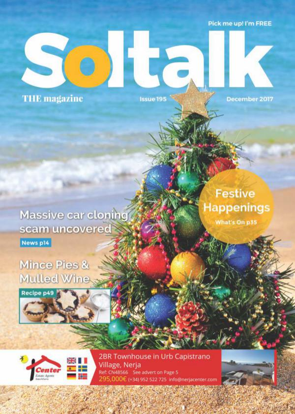 Soltalk December 2017